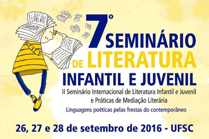 7º Seminário de Literatura Infantil e Juvenil