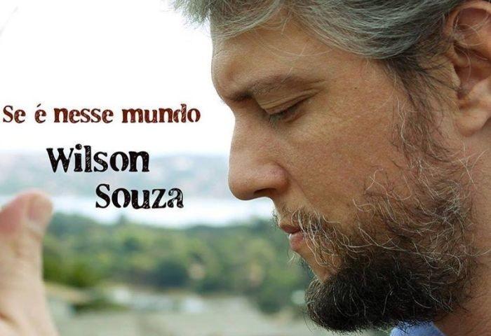 Show gratuito de Wilson Souza no Projeto 12:30