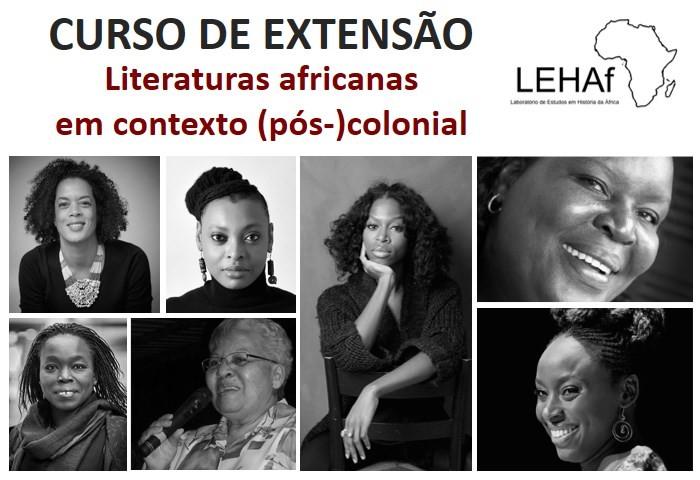 Curso de Leituras Africanas em contexto (pós)colonial