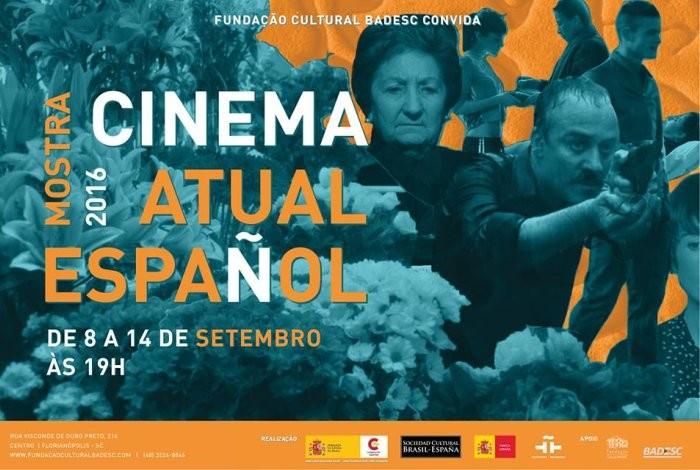 Mostra de Cinema Atual Espanhol 2016