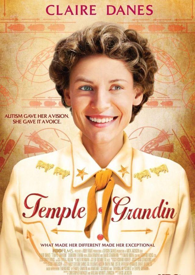 "Cineclube Badesc exibe ""Temple Grandin"" (2010) de Mick Jackson"