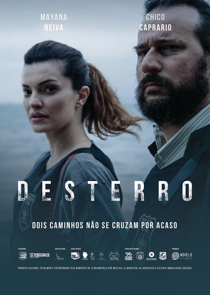 """Estreia! Piloto de série de ficção policial """"Desterro"""" de Mariana Thomé"""