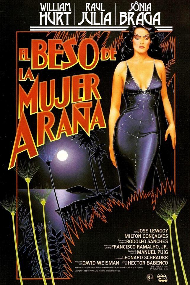 """CineBuñuel exibe """"El beso de la mujer araña"""", de Héctor Babenco"""