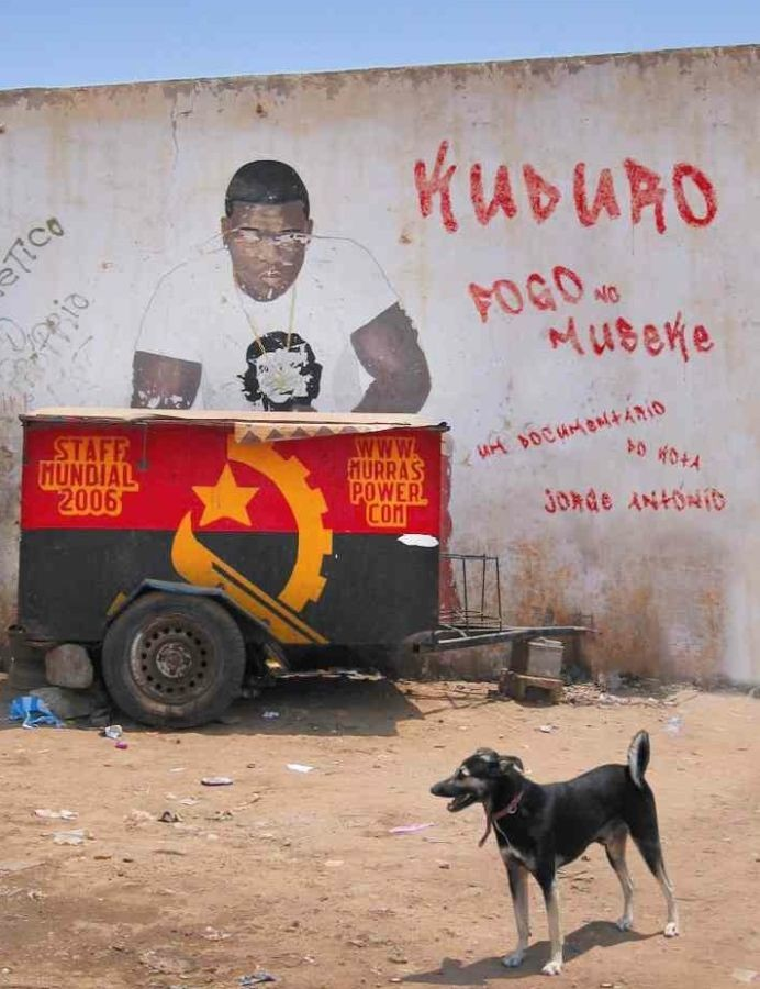 "Cineclube Badesc exibe ""Kuduro – Fogo no Museke"" (2007) de Jorge António"