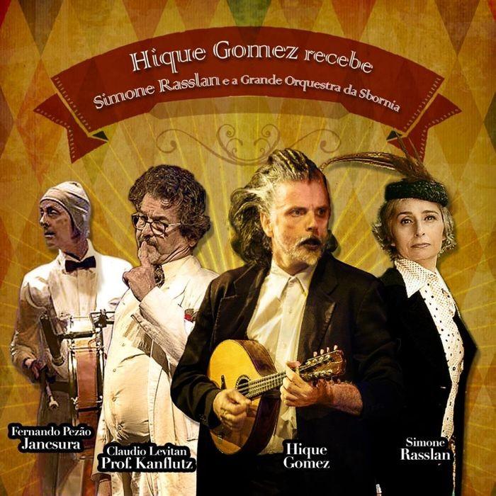 A Sbornia KontraAtacka com Hique Gomes
