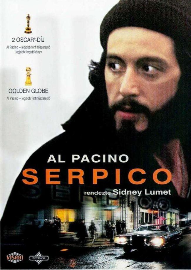"""Cineclube Badesc exibe """"Serpico"""" (1973) de Sidney Lumet"""