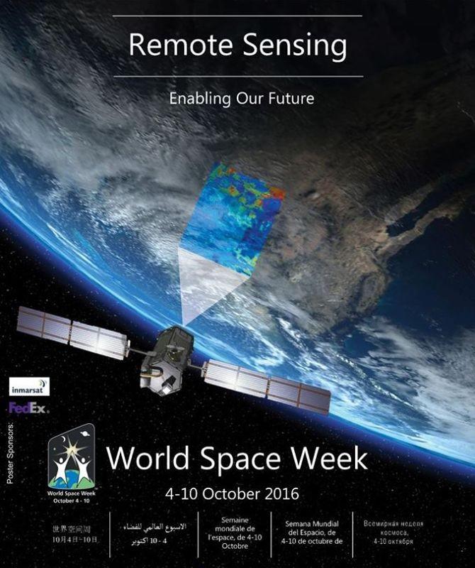 Observação Astronômica na Beira Mar aberta ao público durante Semana Mundial do Espaço 2016