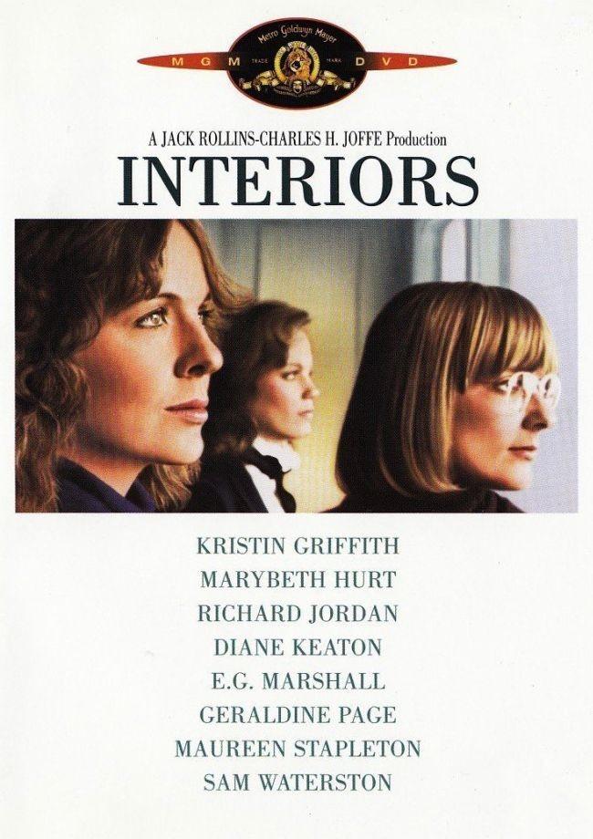 "Cineclube Badesc exibe ""Interiores"" (1978) de Woody Allen"