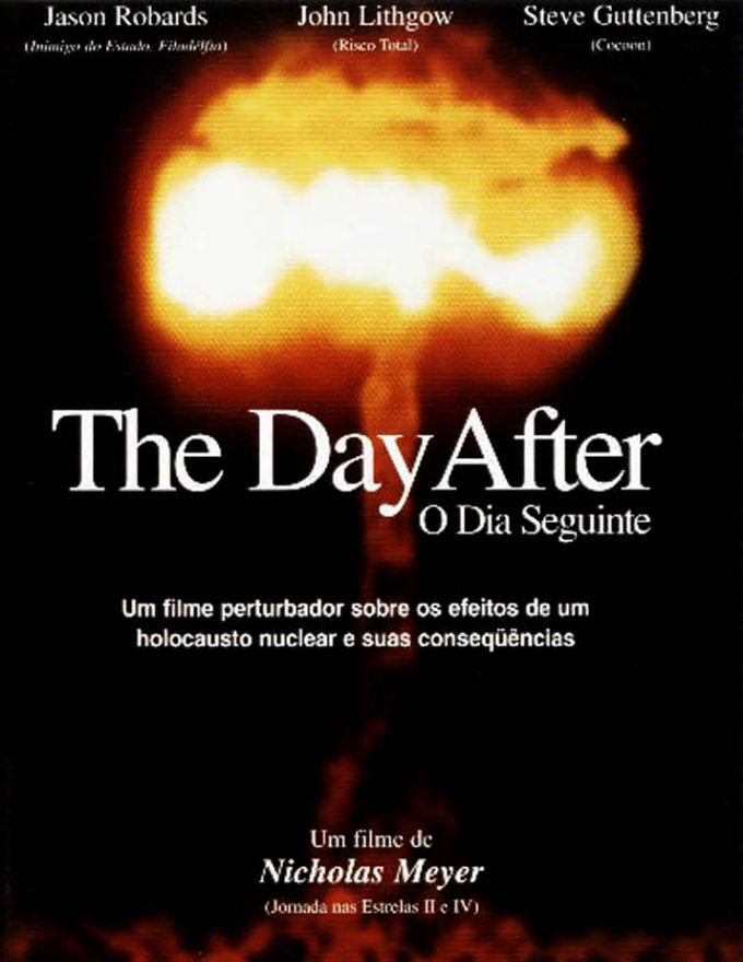 "Cineclube Badesc exibe ""O Dia Seguinte"" (The Day After) de Nicholas Meyer"