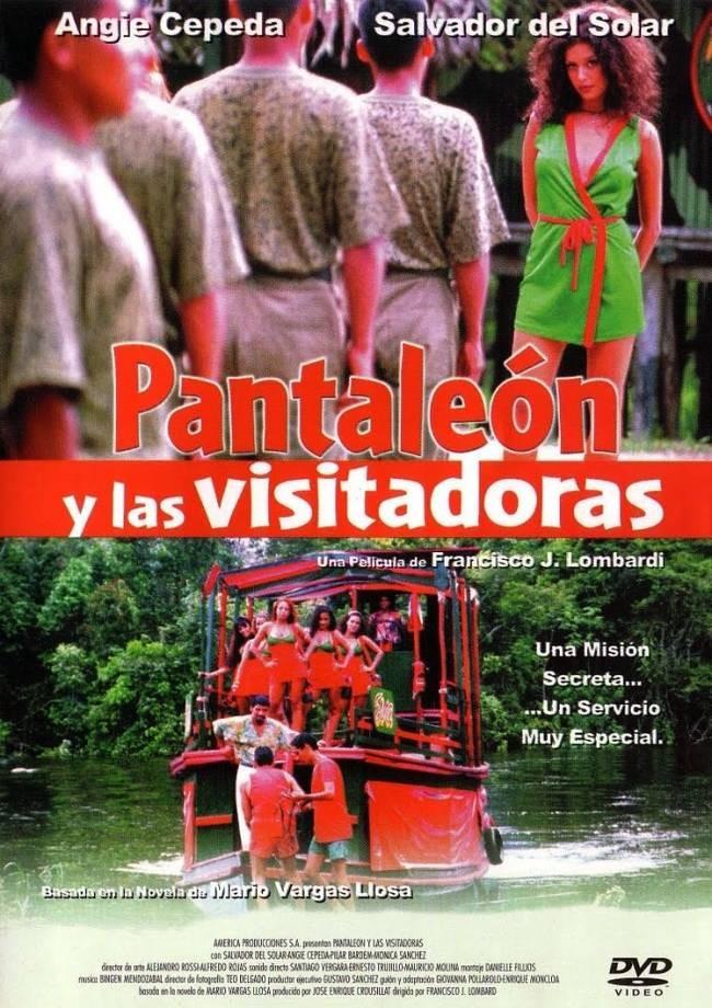 """CineBuñuel exibe """"Pantaleón y las visitadoras"""" (Peru, 1999) de Francisco Lombardi"""