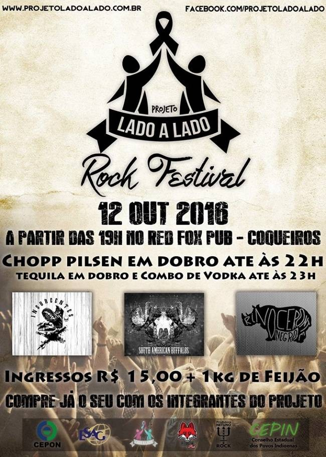 Lado a Lado Rock Festival Beneficente