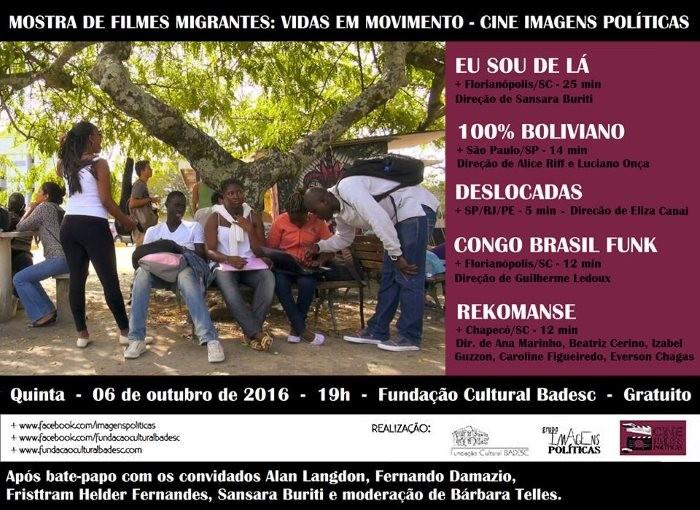 Cine Imagens Políticas apresenta Mostra de Filmes Migrantes: Vida em Movimento