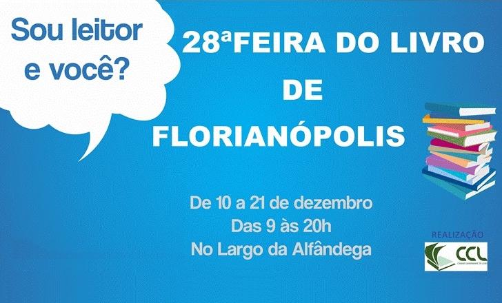 28ª Feira do Livro de Florianópolis