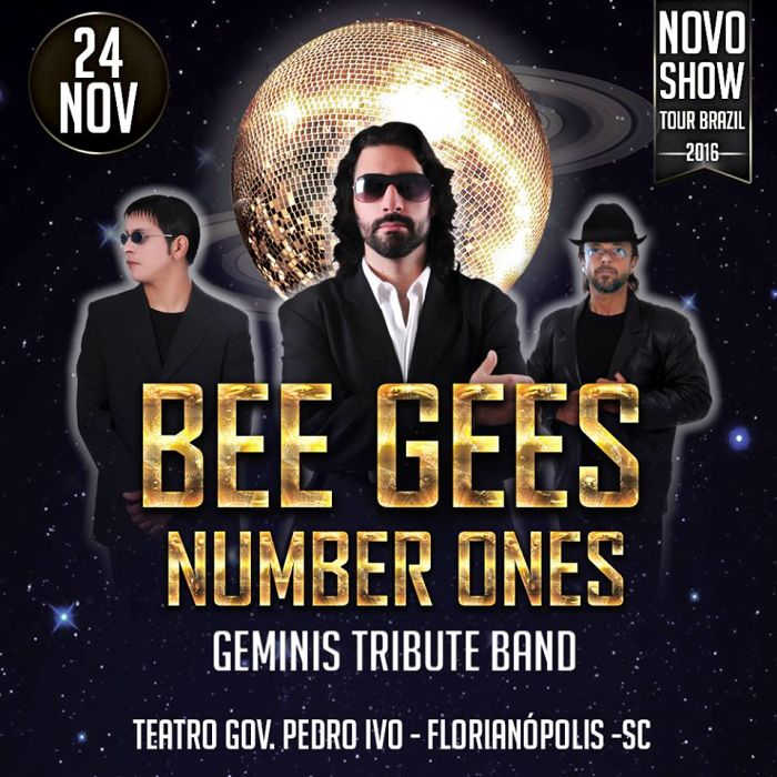 Geminis Bee Gees em Number Ones