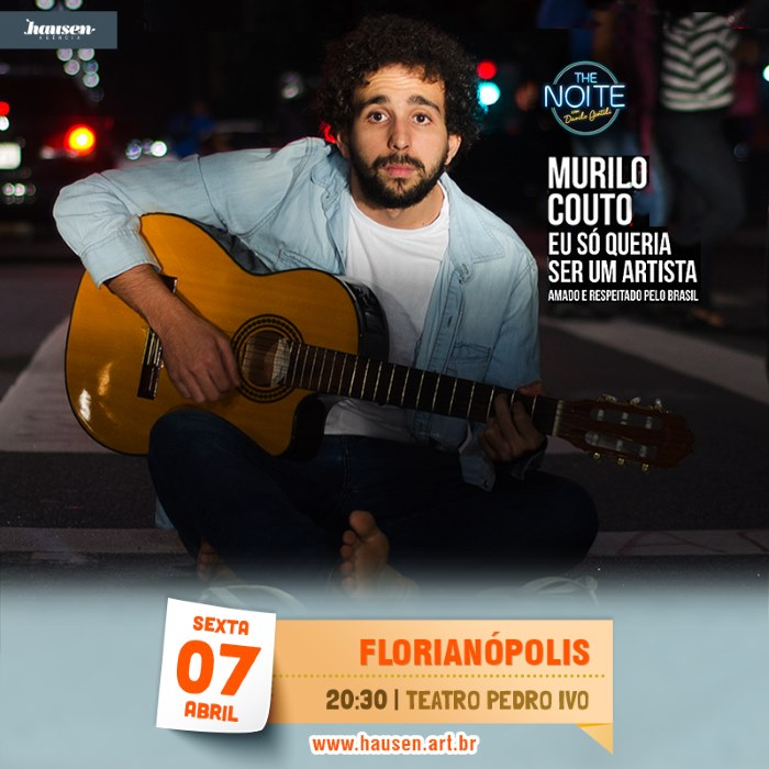 Stand Up Comedy com Murilo Couto