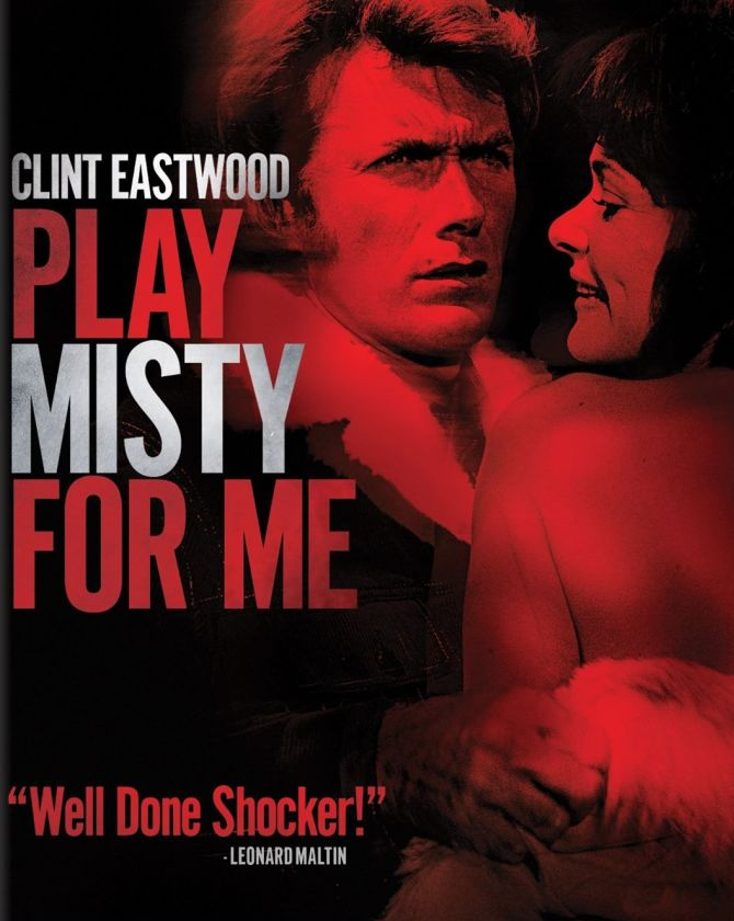 "Cineclube Badesc exibe ""Perversa Paixão"" (Play Misty for Me, 1971) de Clint Eastwood"