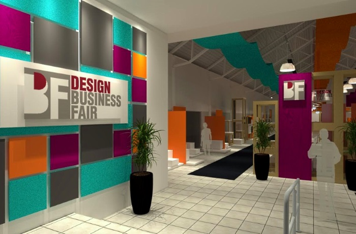 1ª Design Business Fair com palestras, talkshows, workshops, exposições e oficinas durante cinco dias
