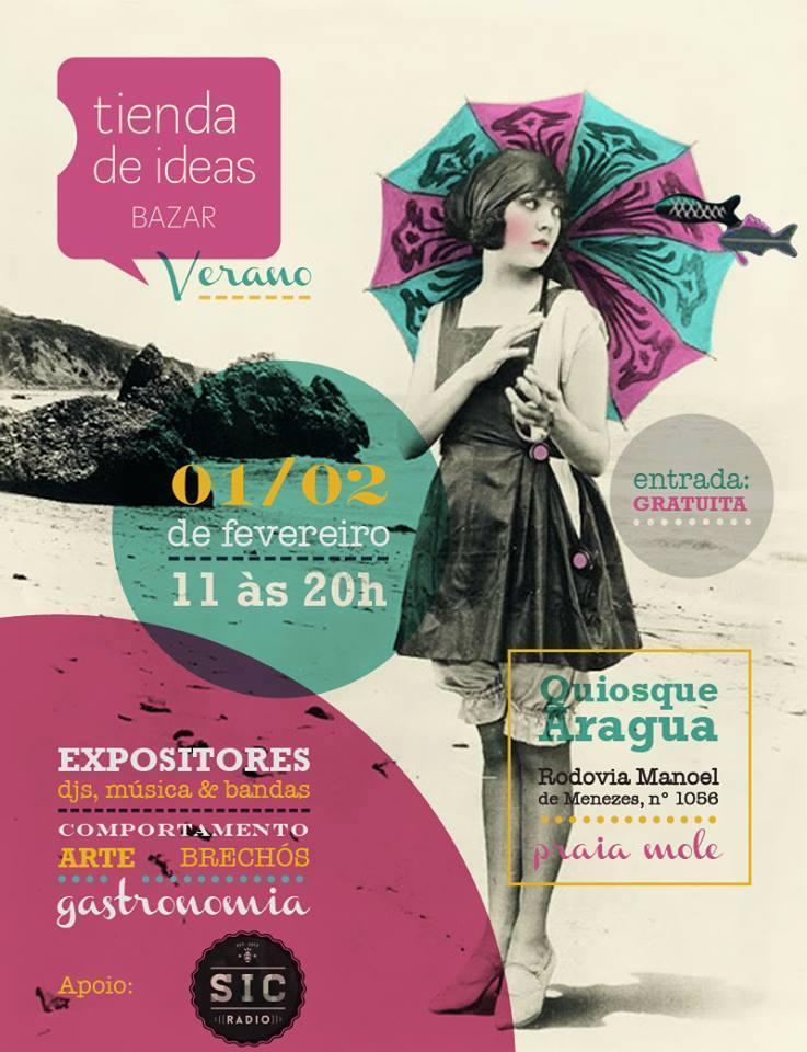 Tienda De Ideas - 1ª edição do ano 2014