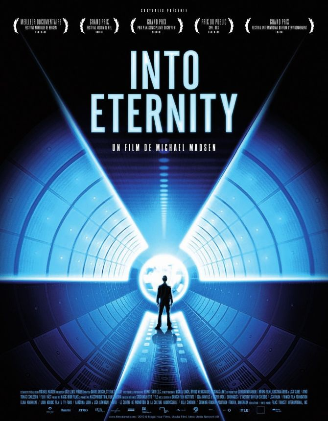 "Cineclube Badesc exibe ""Into eternity: A film for the future"" de Michael Madsen"